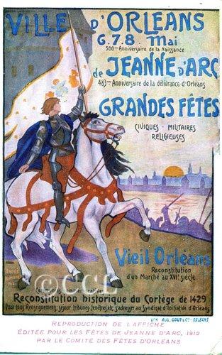 Après la Bourse multicollections de Saint-Denis-en-Val dans Nos rencontres Jeanne-d-Arc-1912t