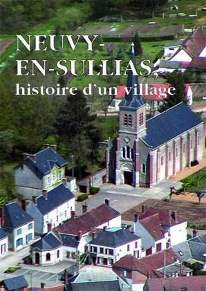 Neuvy-en-Sullias, histoire d'un village : le nouveau livre de deux membres du Cercle des Cartophiles du Loiret dans Divers NEUVY-1