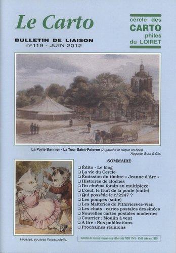 Carto 119 juin 2012