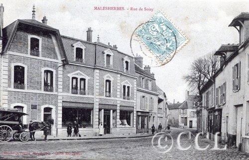Le Cercle des Cartophiles du Loiret était à Malesherbes, le 21 octobre. dans Nos rencontres img156-t
