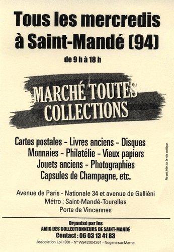 2015 Saint-Mandé