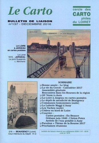 Carto 137 décembre 2016