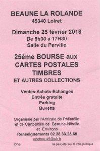 2018 02 25 Beaune la Rolande
